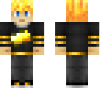 GoldSolace Minecraft Skin