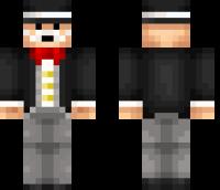 Monopoly Man Minecraft Skin