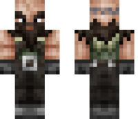 Dwalin Dwarf Minecraft Skin