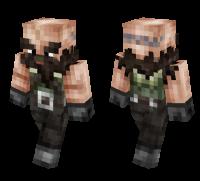 Dwalin Dwarf skin