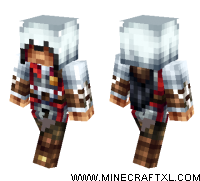 Ezio Assasin Creed skin