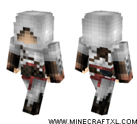 Altair Assasins Creed skin