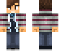 Anthony Padilla Minecraft Skin