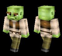 Shrek skin