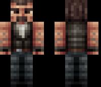 Francis Minecraft Skin