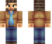 Wolverine Minecraft Skin Download - Skin para minecraft or