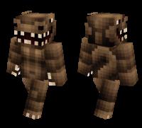 T-Rex skin