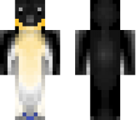 Penguin Minecraft Skin