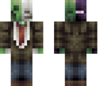 The Hostiles Minecraft Skin