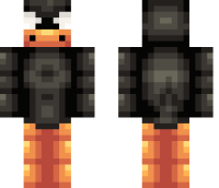 Daffy Duck Minecraft Skin