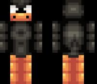 Daffy Duck Minecraft Skin