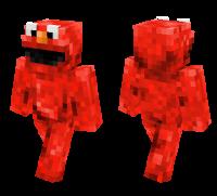 Elmo HD skin