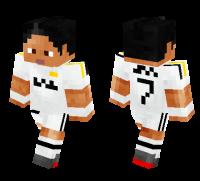 Christiano Ronaldo skin