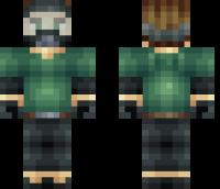 Riot Police Minecraft Skin