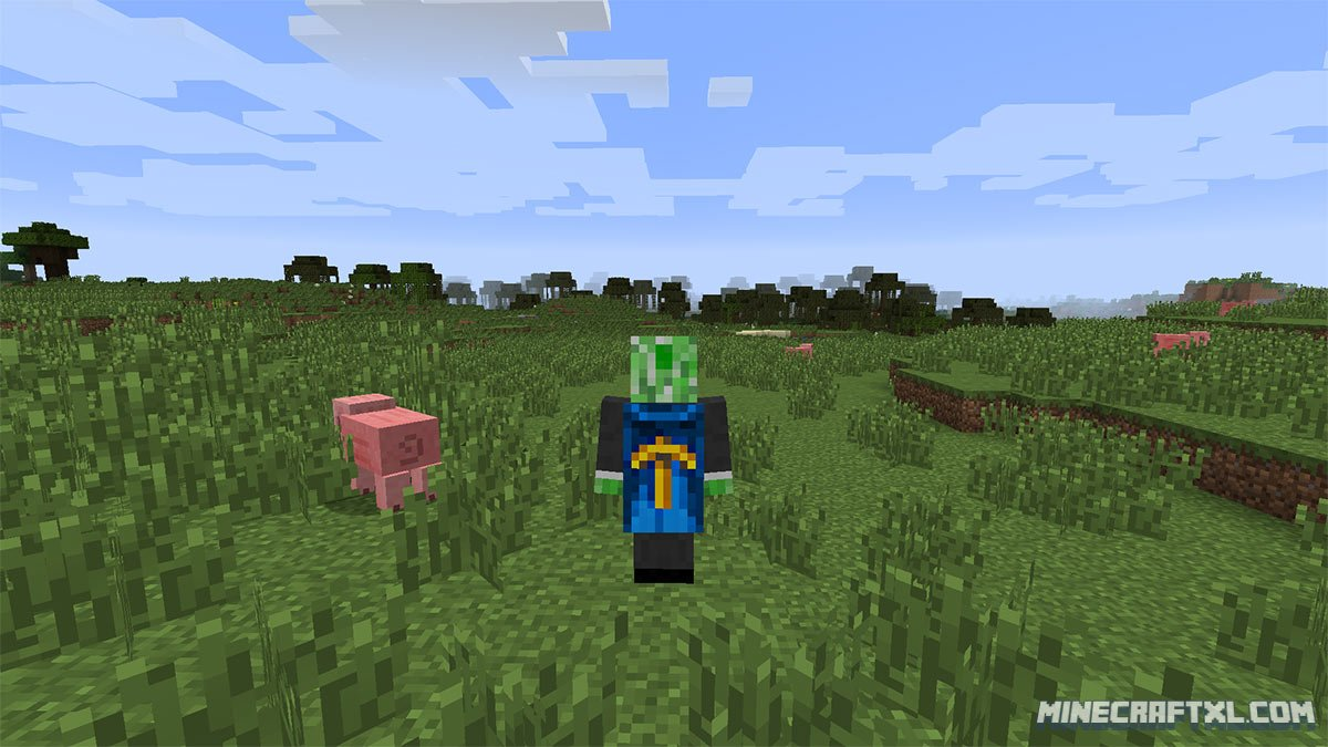 Advanced Capes Mod Download for Minecraft 1.7.10