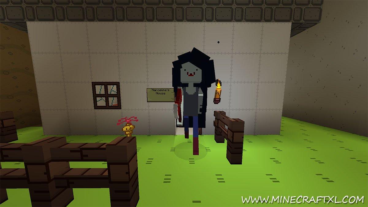 Adventure Time Mod Download for Minecraft 1.6.4 - MinecraftXL