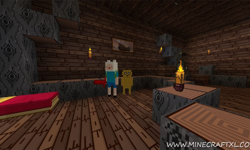 Adventure Time Mod for Minecraft 1.6.4