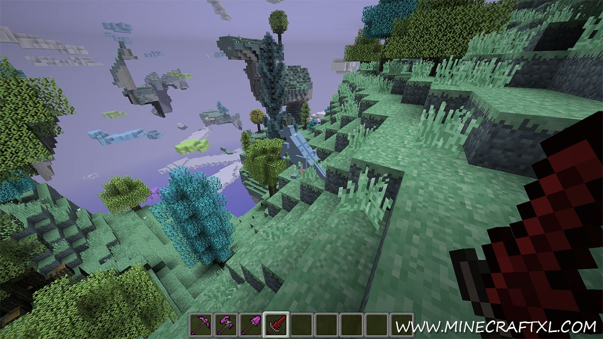 Mods/The Aether – Official Minecraft Wiki