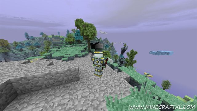 Aether 2 Mod for Minecraft