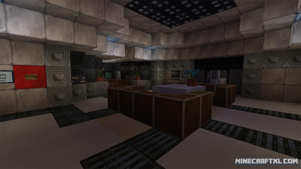 alien isolation minecraft map