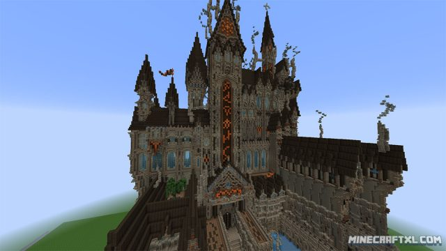 Altdorfs Palace Map for Minecraft