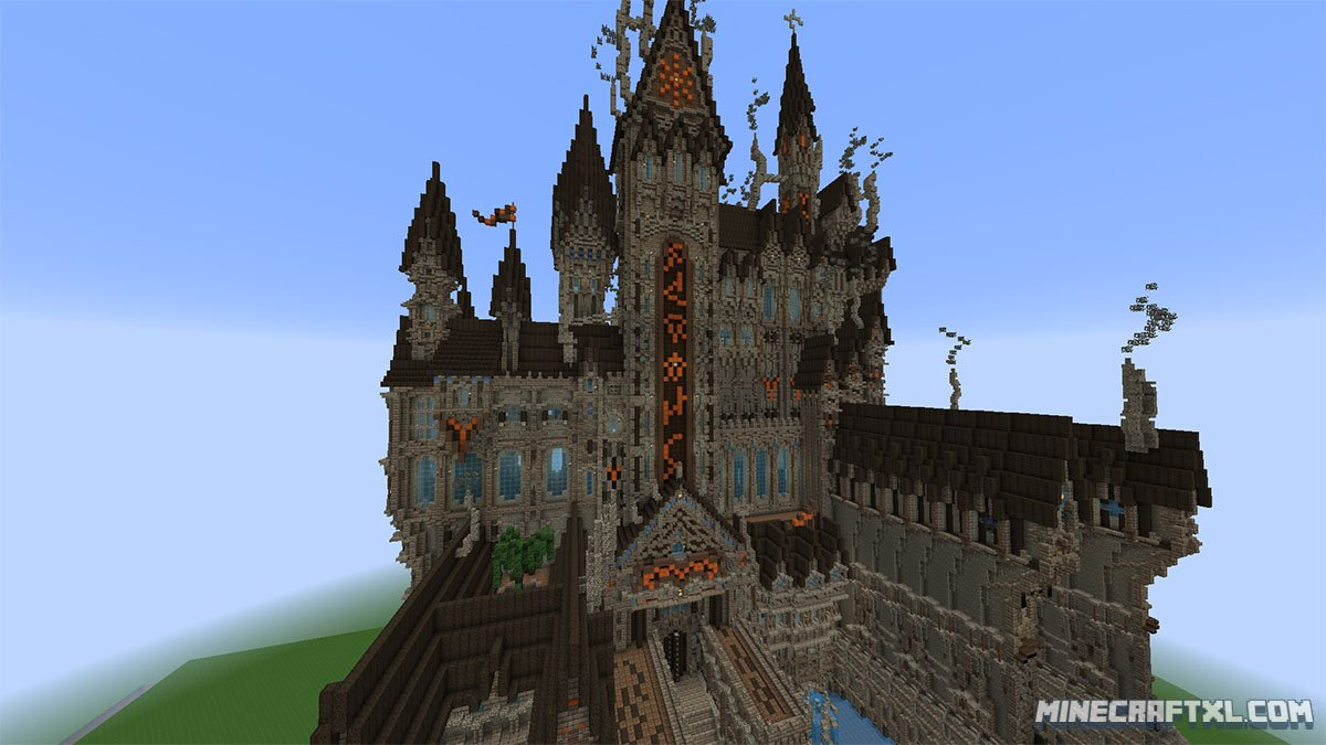 The Emperor Of Altdorf S Palace Map Download For Minecraft
