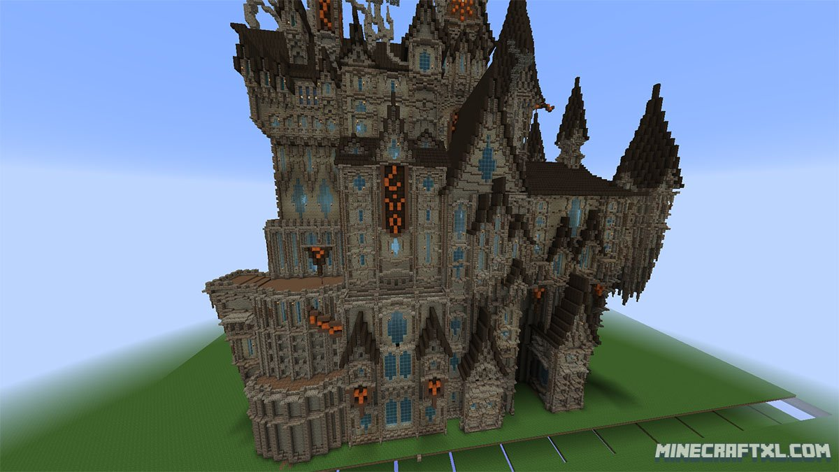 Emperor Altdorfs Palace Map on Cool Minecraft House Designs Inside