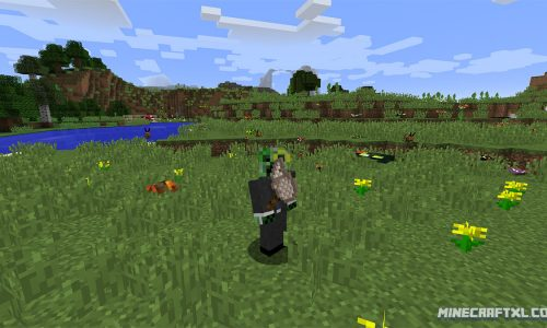 Animals Plus Mod for Minecraft 1.8/1.7