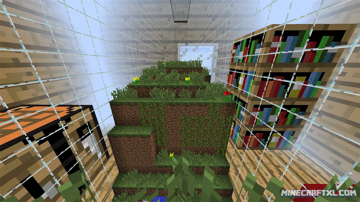 Ant farm survival map pack download for minecraft 1 for Classic house genre