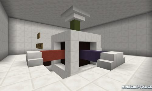 Antichamber Map for Minecraft 1.8