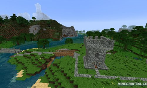 Arestian's Dawn Resource Pack for Minecraft 1.8/1.7