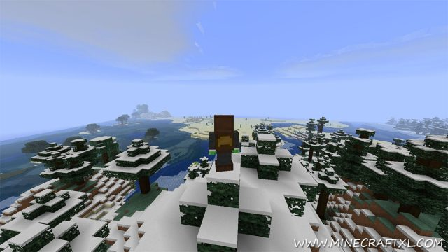 Armor Movement Mod for Minecraft