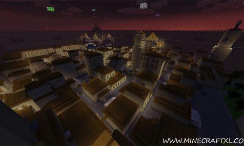 Minecraft 164 page 6 of 10 minecraft xl downloads assassins creep parkour map for minecraft 172164 publicscrutiny Choice Image