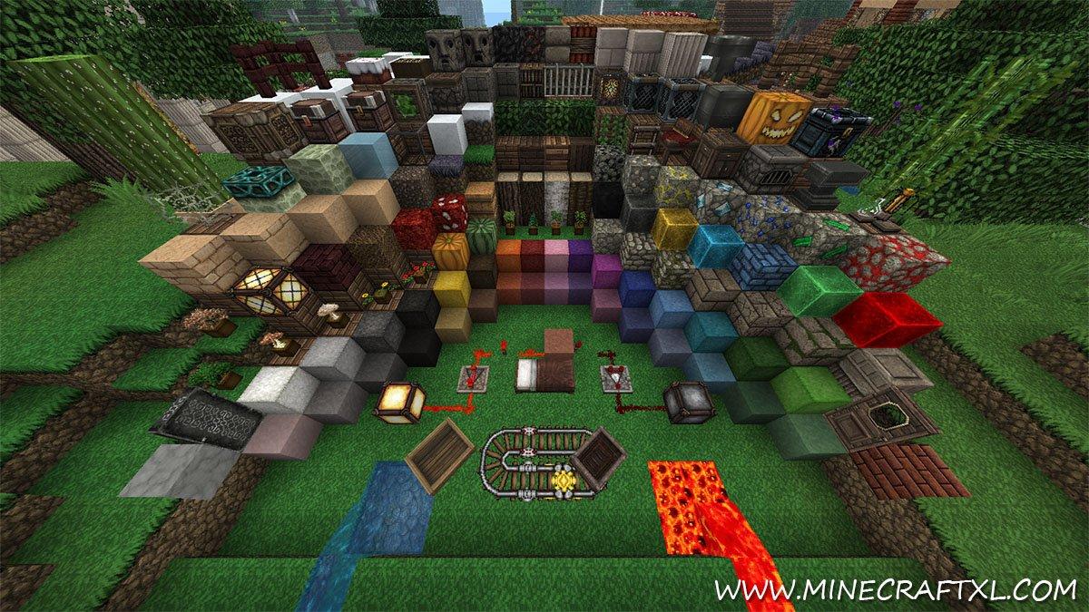 minecraft planet resource packs