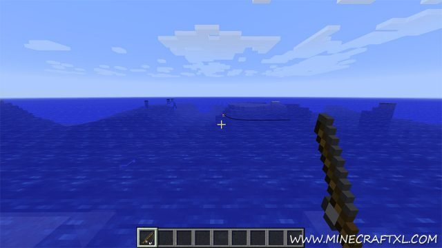 AutoFishing Mod for Minecraft
