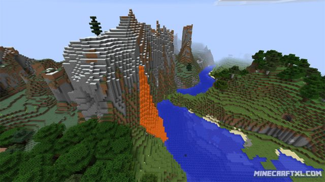 Awesome Gold Ravine Seed