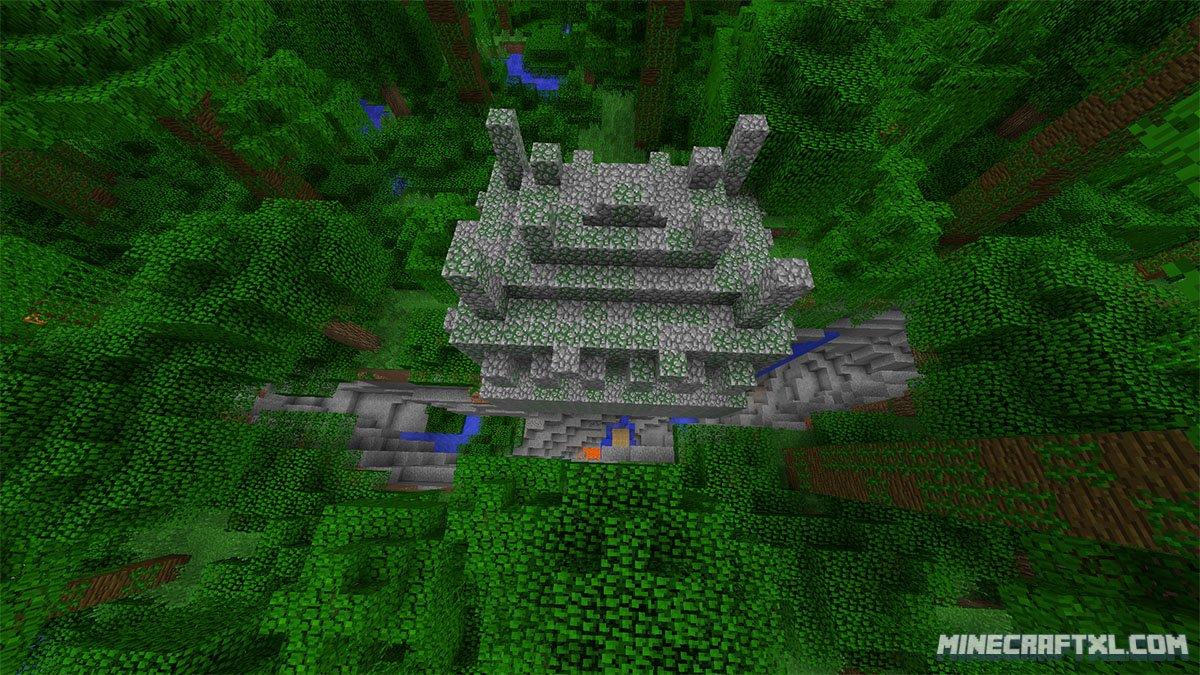 Awesome Ravine Seed (Minecraft 1 7 9): -6114657262860776306