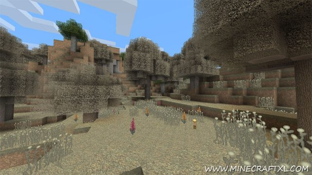 Azas Arid Resource Pack for Minecraft