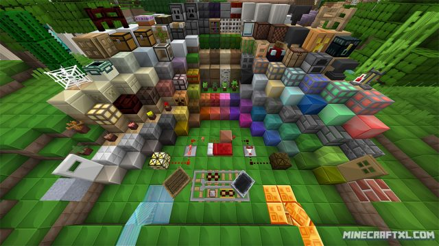 BLOCKU+ Resource Pack
