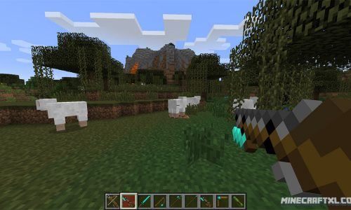 Balkon's WeaponMod for Minecraft 1.7.2 and 1.7.10