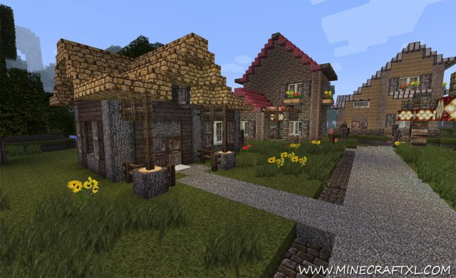Battered Old Stuff Texture pack for Minecraft
