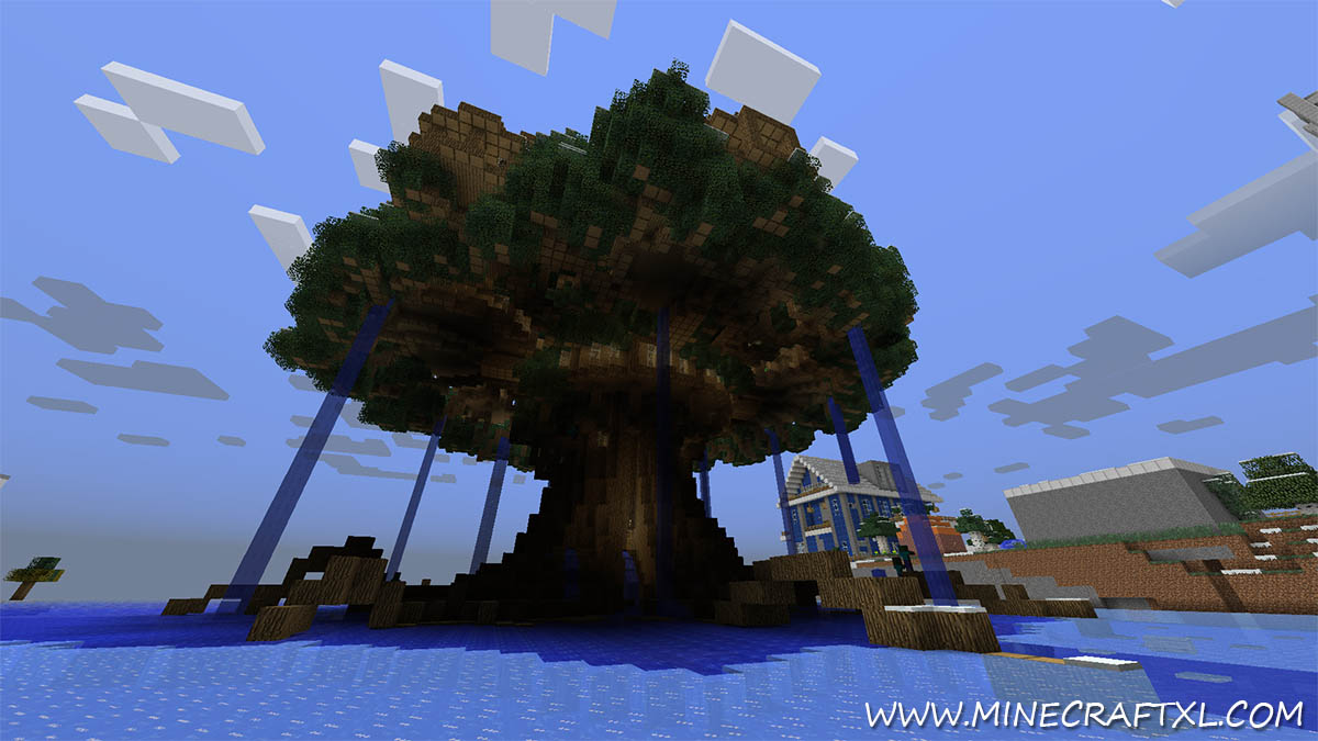 Best world ever creativesurvival map download for minecraft 17216 best world ever map for minecraft gumiabroncs Gallery