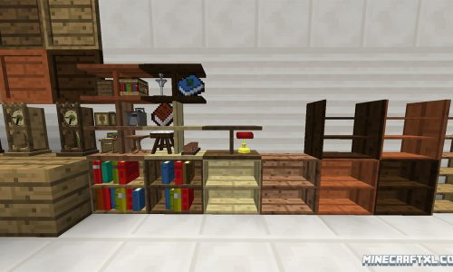 BiblioCraft Mod for Minecraft 1.7.10/1.7.2/1.6.4