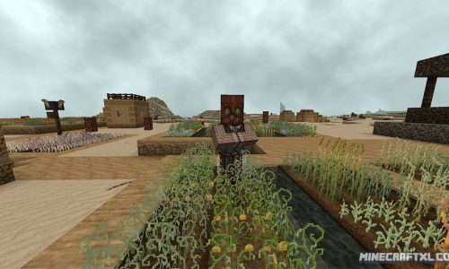 Broken Anachronism Resource Pack for Minecraft 1.7