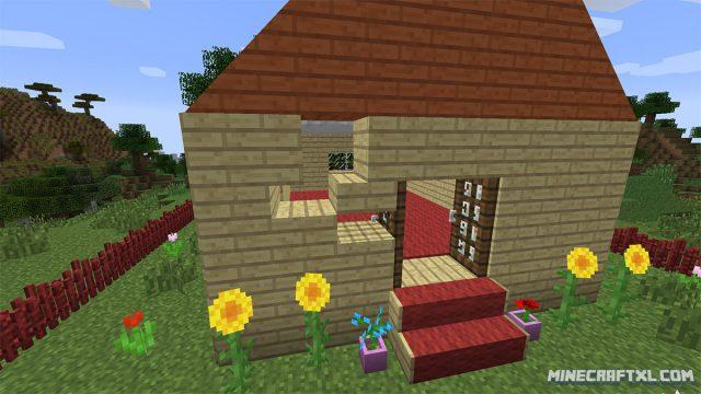 Carpenters Blocks Mod