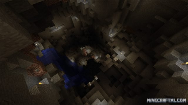 Cave-In Survival Map
