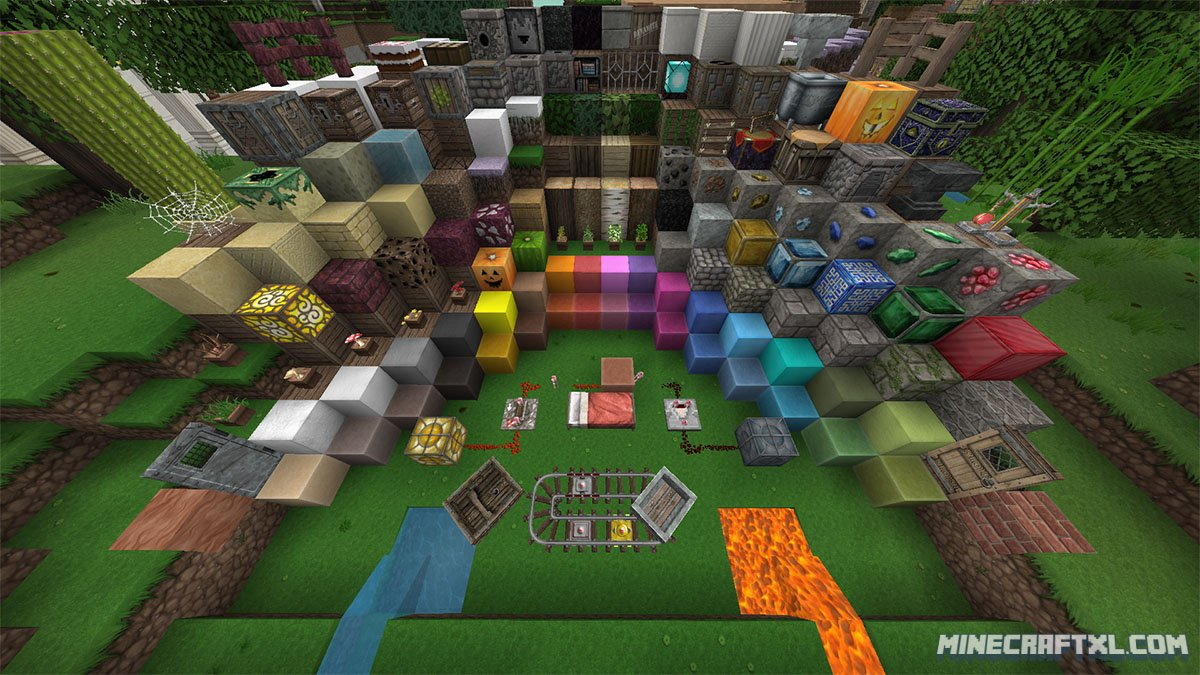 chroma texture pack