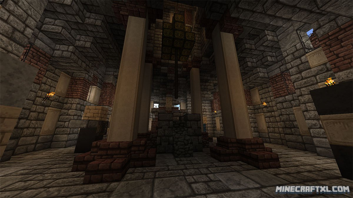 Conquest Resource and Texture Pack Download for Minecraft 1.7/1.6