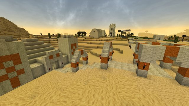 CrEaTiVe_ONE's Medieval Resource Pack