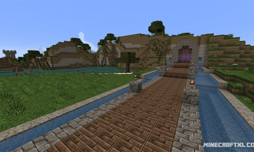Crafteryada Resource Pack for Minecraft 1.8